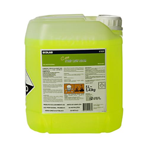 Care Strip Low Odor - 5 litros - Removedor de ceras acrílicas