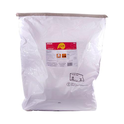 Cloril - Desinfetante em pó à base de cloro orgânico