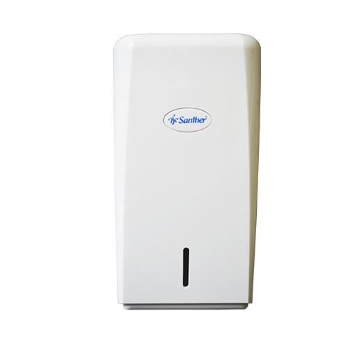 DID10 - Dispenser Higiênico Interfolha Titanium
