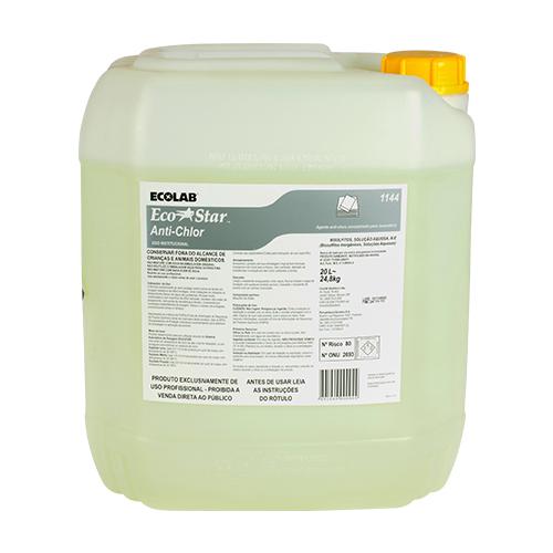 Eco Star Anti-Chlor - 20 litros - Agente anticloro concentrado para lavanderias