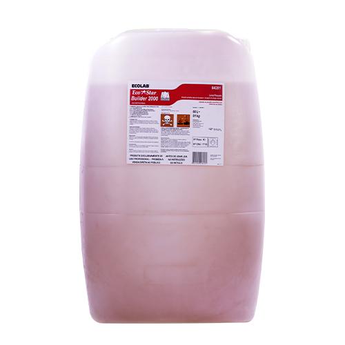 Eco Star Builder 2000 - 60 litros - Aditivo alcalino para lavanderias