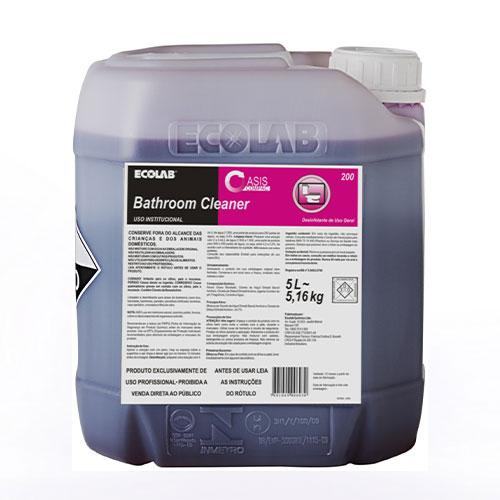 OC - Bathroom Cleaner - 5 litros - Limpador e desinfetante para áreas de banheiros
