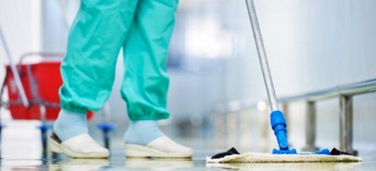 higieizacao hospitalar