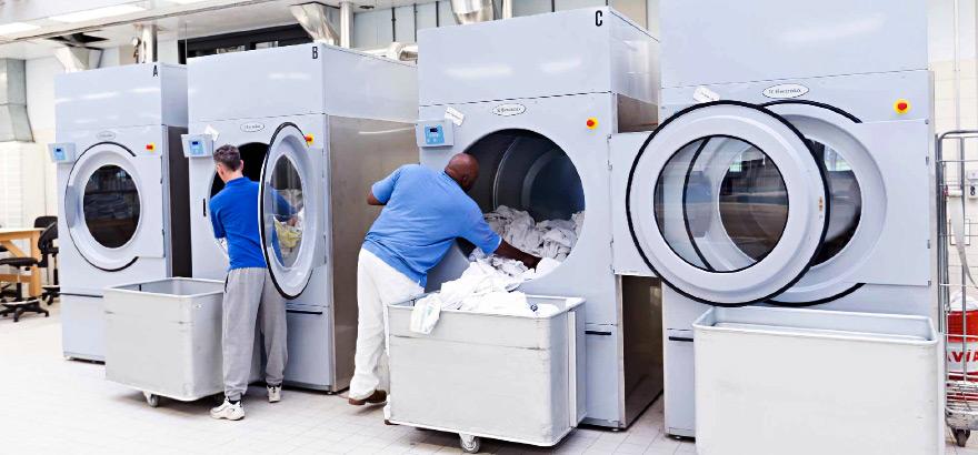 lavanderia profissional