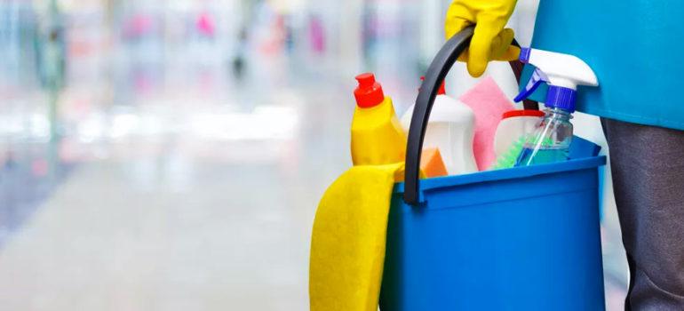 limpadores para piso