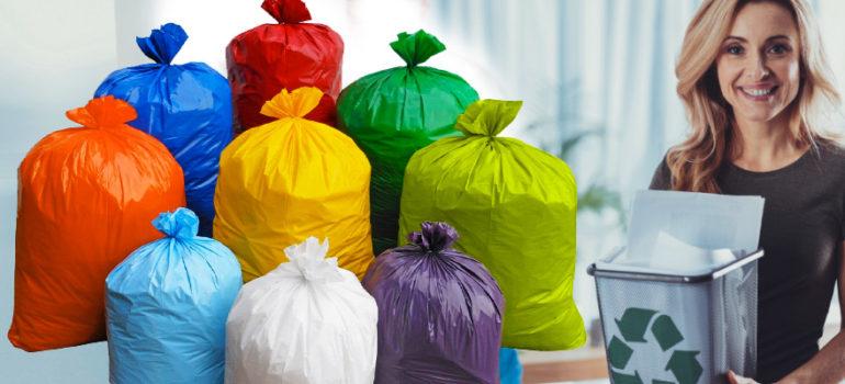 saco de lixo para empresas