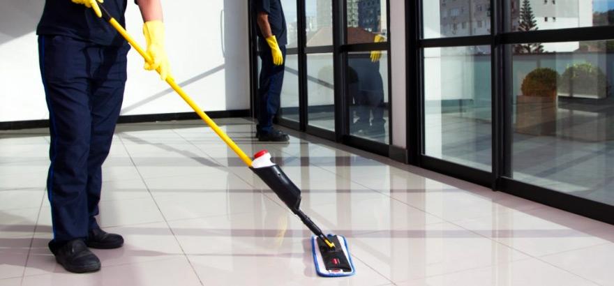 tratamento de pisos