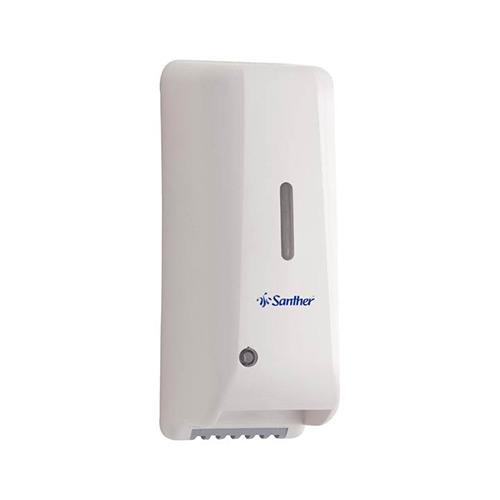 DSD10 - Dispenser para Sabonete Espuma Eletrônico Titanium