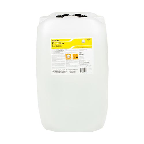 Eco Star Oxy-Brite LT - 60 litros - Alvejante e Desinfetante (peracético) para tecidos e roupas hospitalares