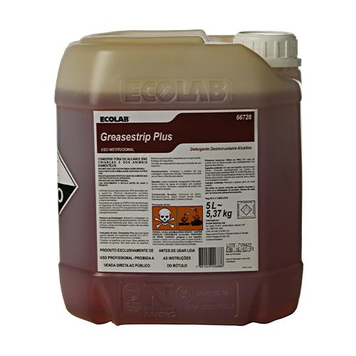 Greasestrip Plus - Desengordurante gel aderente de alto desempenho para limpeza pesada