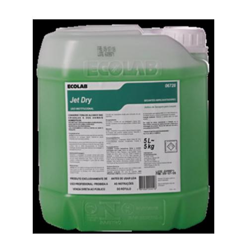 Jet Dry - Aditivo de secagem para louças