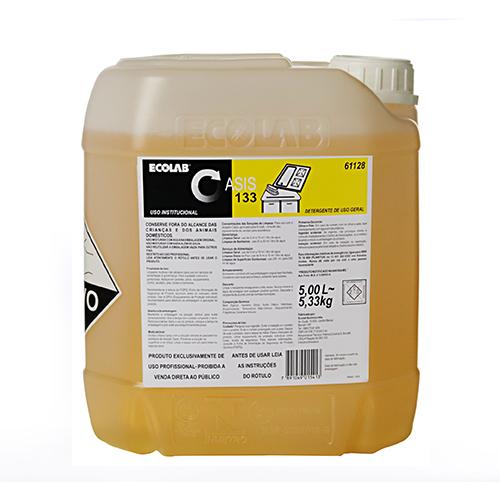 Oasis133 - 5 litros - Detergente desengordurante de Uso Geral