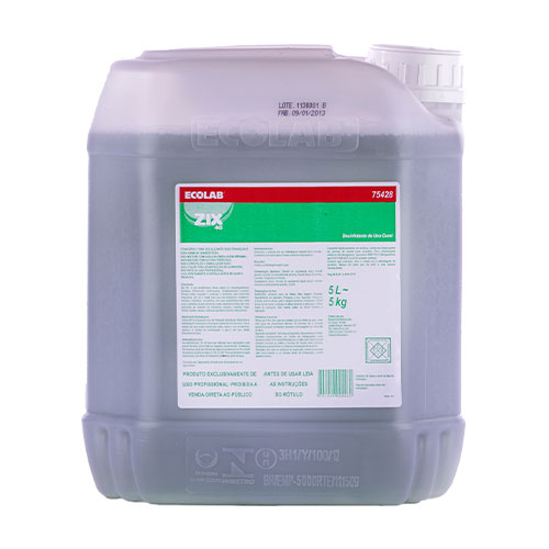 Zix 40 - Limpador, desinfetante e odorizador
