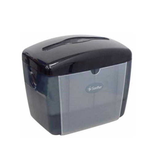 DGM20 - Dispenser Guardanapeira para Mesa Fumê