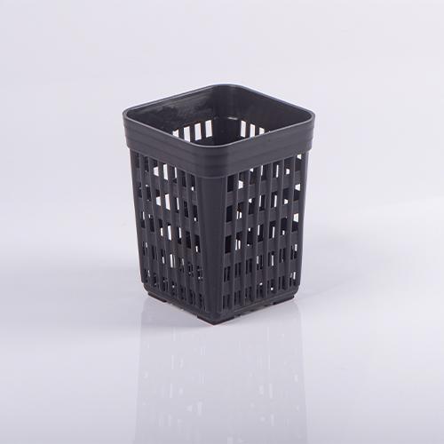 CP-TLSS - Copo plástico quadrado para talheres