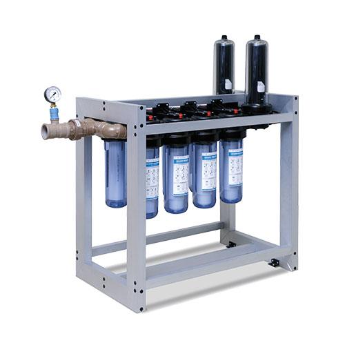 ETAFK 1000 - Estação Tratamento Água 1000 M3
