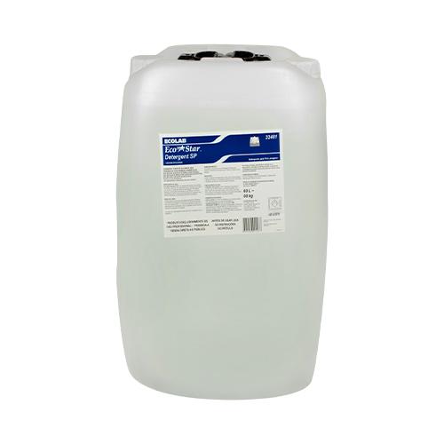 Eco Star Detergente SP - 60 litros - Detergente neutro líquido concentrado para lavanderia