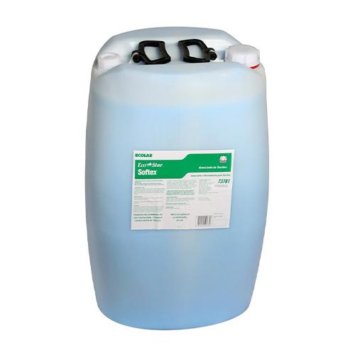 Eco Star Softex - 60 litros - Amaciante líquido e perfumado para tecidos em geral