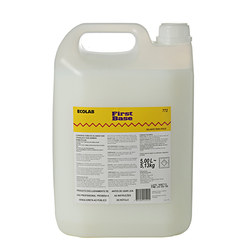 First Base - 5 litros - Selante para pisos