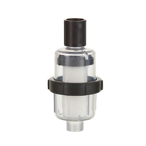 LALL01 - Filtro 60 micra alta pressão com válvula de retenção interna