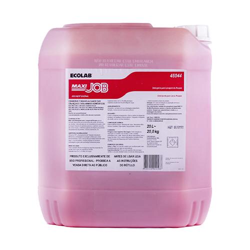 Maxi Job - Detergente para lavanderias semi pastoso