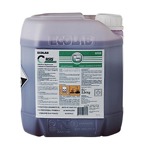 OC63-Alkaline Bathroom Cleaner & Desinfectant - Limpador, desinfetante e odorizador de uso geral