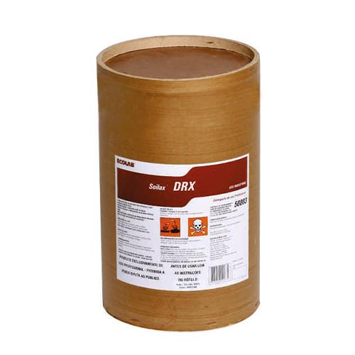 Soilax Drx - 5kg - Detergente alcalino em pó utilizado para limpeza de pisos, coifas, fogões, etc
