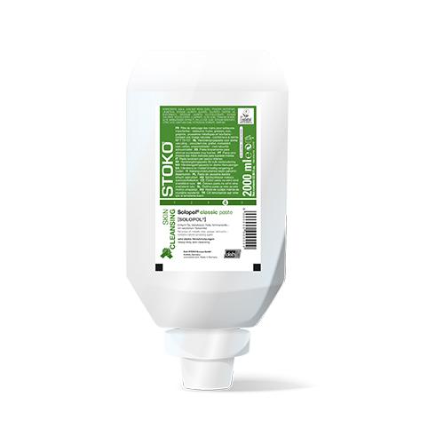 Solopol - Refil 2 lts - Limpador para sujidade pesada