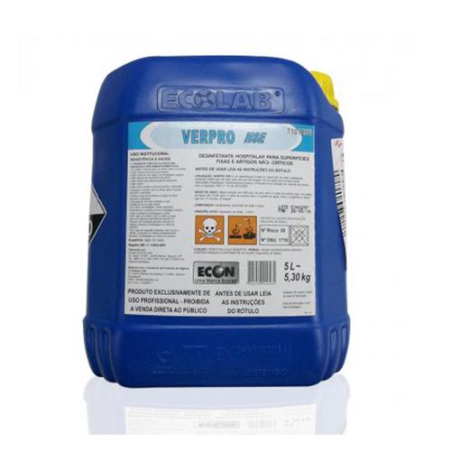 Verpro HSE - Desinfetante Hospitalar (Hipoclorito de sódio)