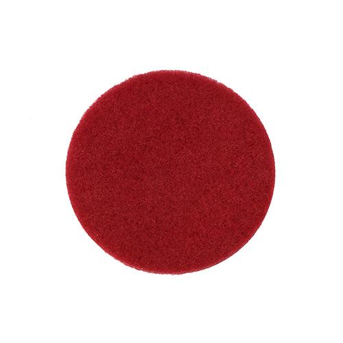 Disco ScotchBrite para Pisos Vermelho Rubi